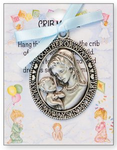 Crib Medal For a Boy