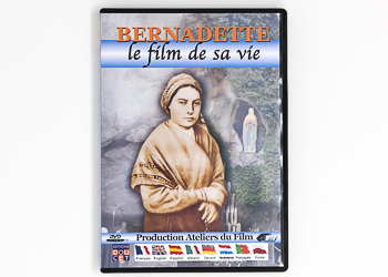 DVD of Bernadette and her Life Story.
