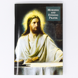 Morning and Evening Book of Prayers.
