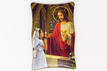 First Holy Communion Wall Plaque.