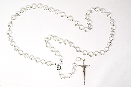 Lourdes Water Rosary.