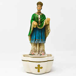 Holy Water Font - St. Patrick.