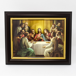 Last Supper Picture.