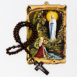 Catholic Gift Shop Ltd Apparition Wall Plaques From