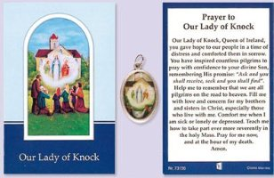 Our Lady of Knock Booklet & Prayer.