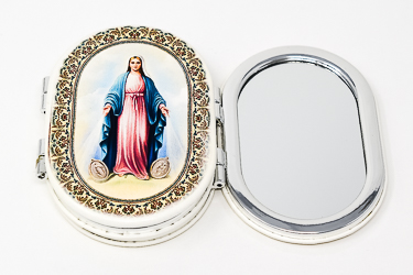 Miraculous Handbag Mirror.