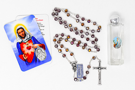 Immaculate Heart of Mary Gift Set.
