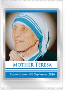 Mother Teresa Souvenirs 2016.