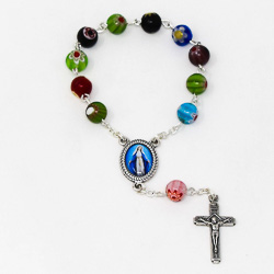 One Decade Miraculous Rosary