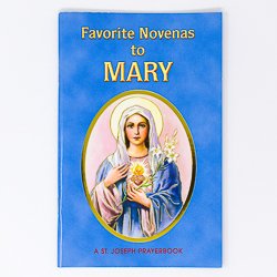 Novenas to the Mary.