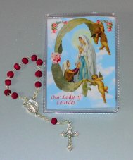 One Decade Rosary & Prayer Book