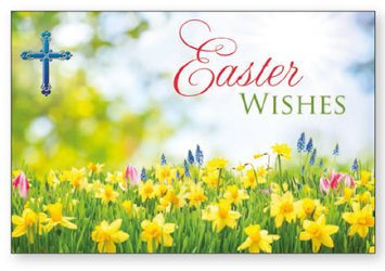 Post A Plaque Easter Wishes.