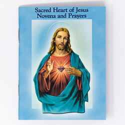 Prayer Book - Sacred Heart of Jesus.