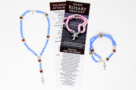 5 Decade Rosary or Bracelet.