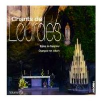 Songs of Lourdes CD