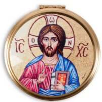 Teaching Christ Pyx.