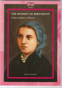 The Journey of Bernadette Book.