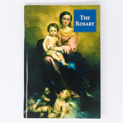 Rosary Book of Prayers.